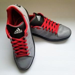 Derrick Rose / D Rose Adidas grey & red Lakeshore